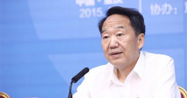 中共中央宣傳部副部長、國務院新聞辦主任蔣建國在第四屆全國對外傳播理論研討會上發表演講